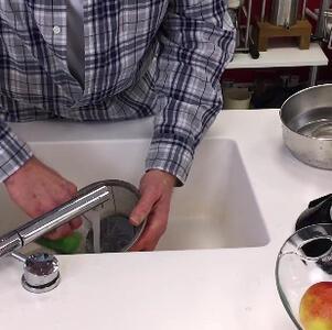 čištění odšťavňovače